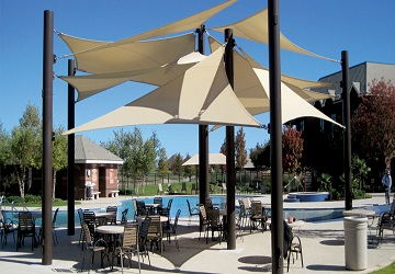 Protect your outdoor space with a Shade Structure