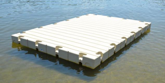 DOCK SECTION LOWPRO 80'X120'X8